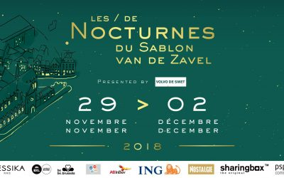 Nocturnes of the Sablon – from 28.11 to 2.12