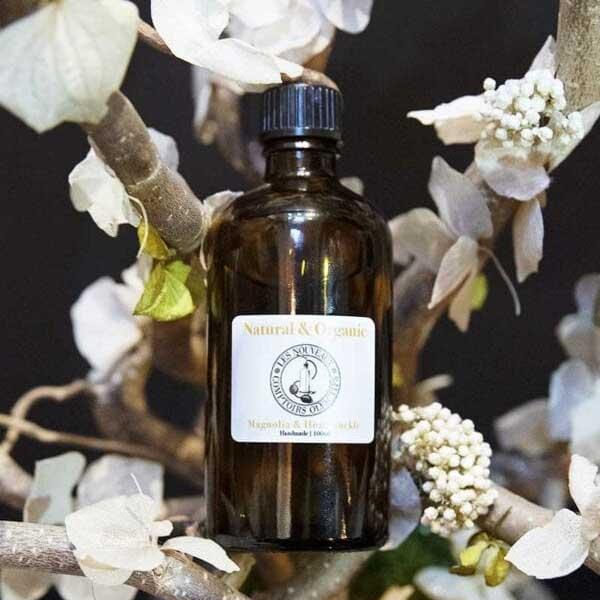 Magnolia & Chèvrefeuille